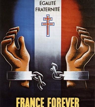 France Forever Poster