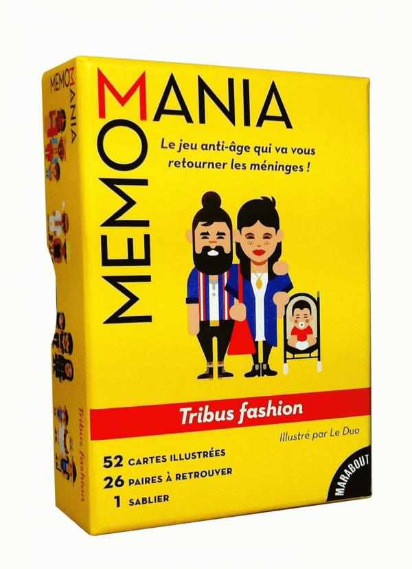 Memo Mania: Tribus Fashion
