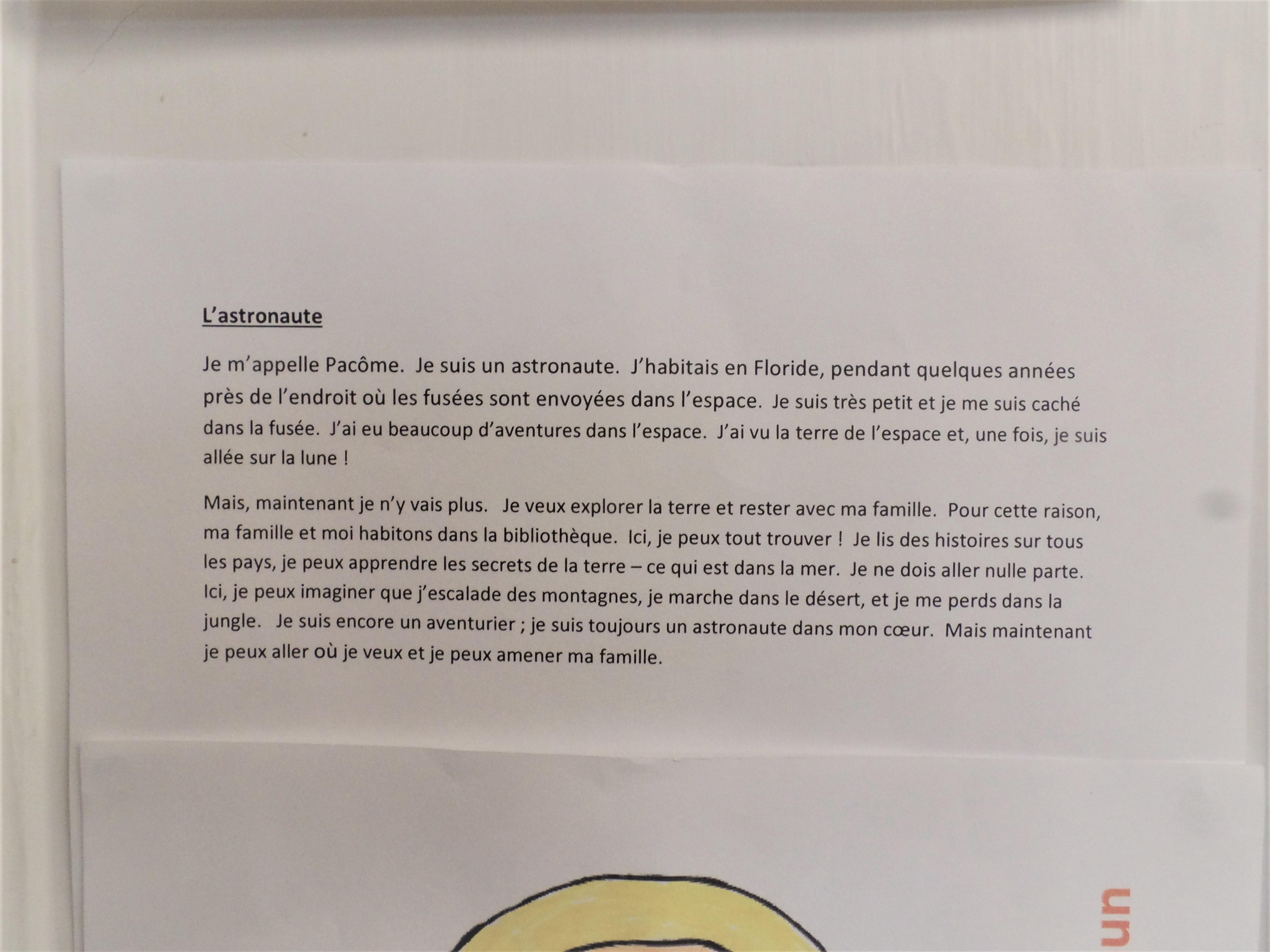 L'histoire du Pacôme