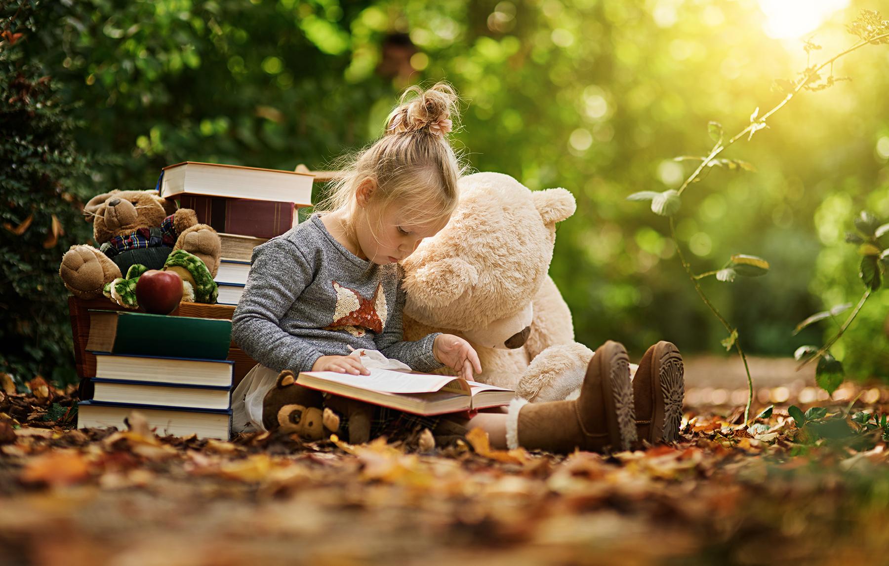 Reading takes us somewhere else