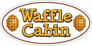waffle cabin logo - best JPG quality
