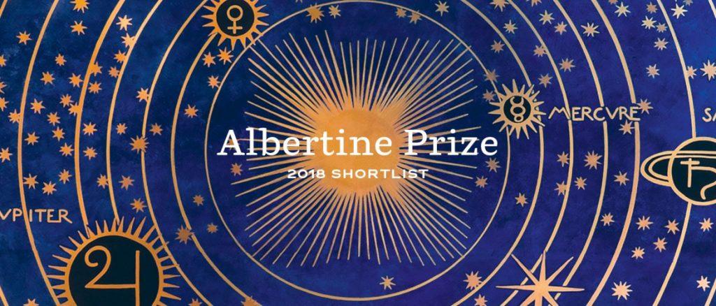 Bouillon de Lectures: Prix Albertine