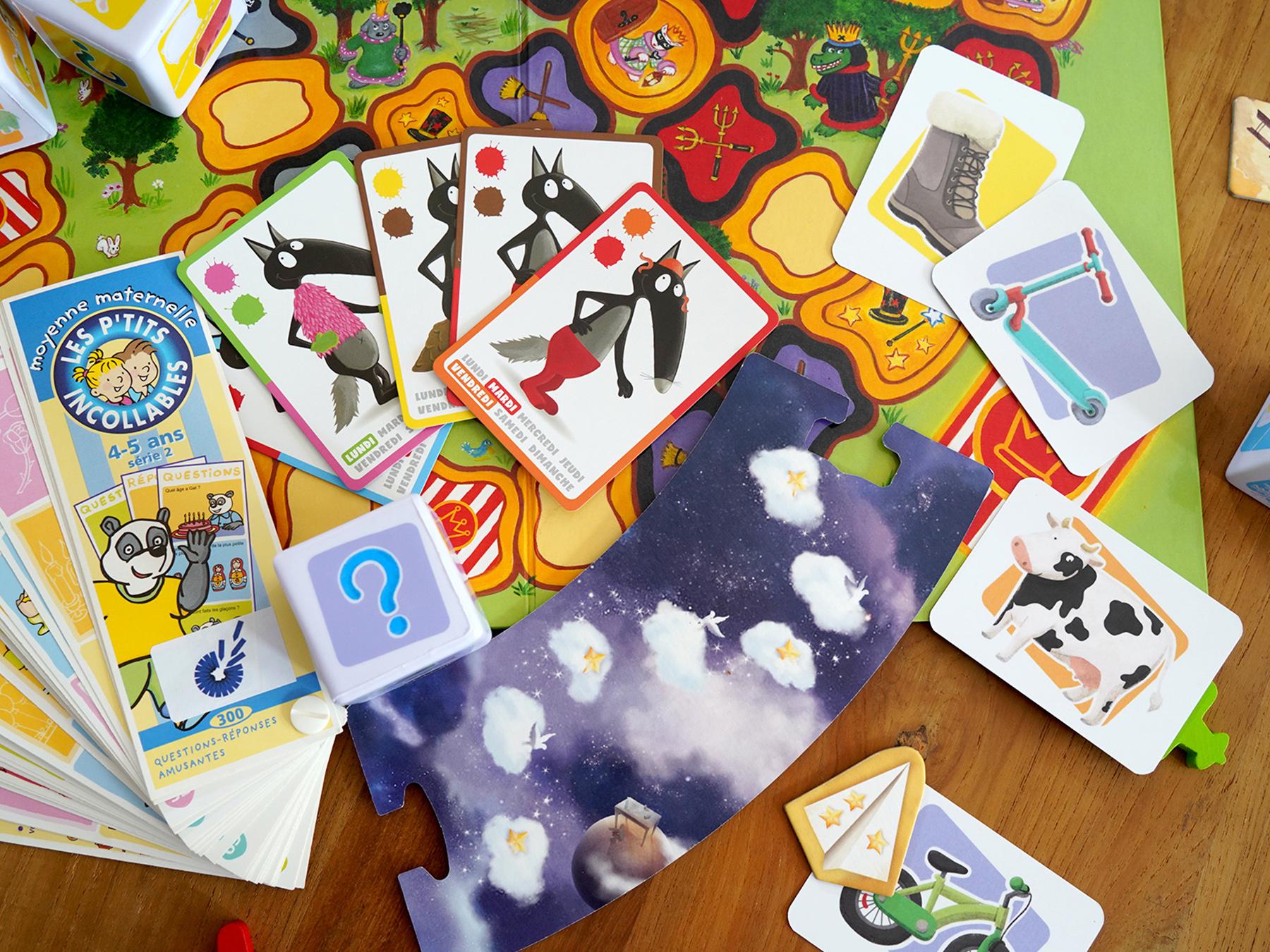 Atelier découverte: Board games
