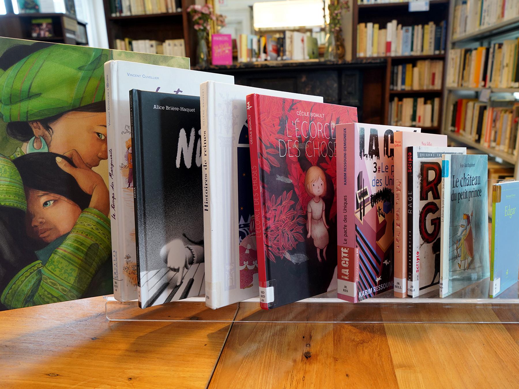 Bouillon de lectures : collection jeunesse