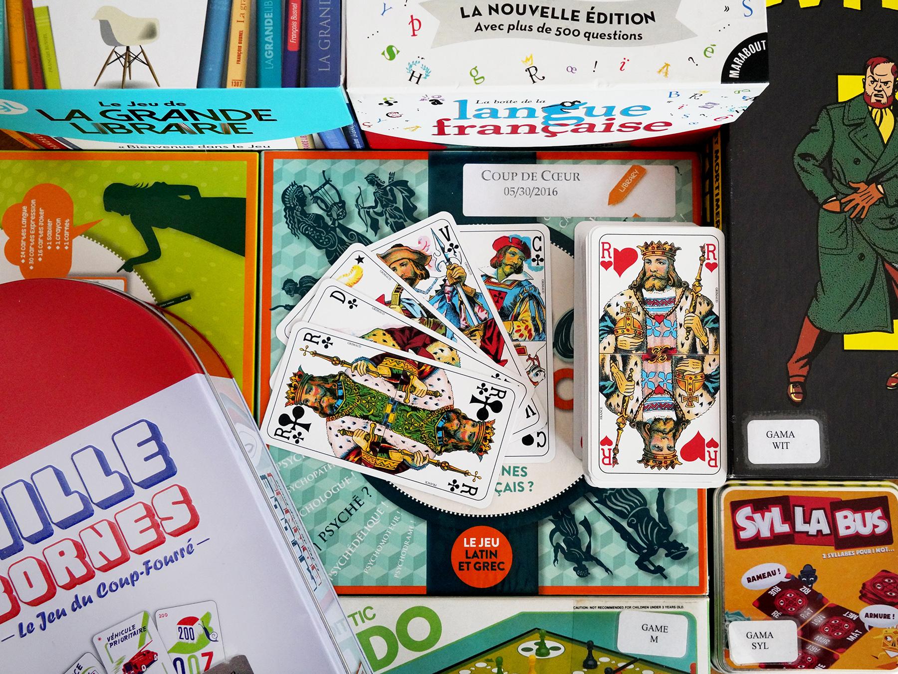 Bien Joué: Game Night for Members