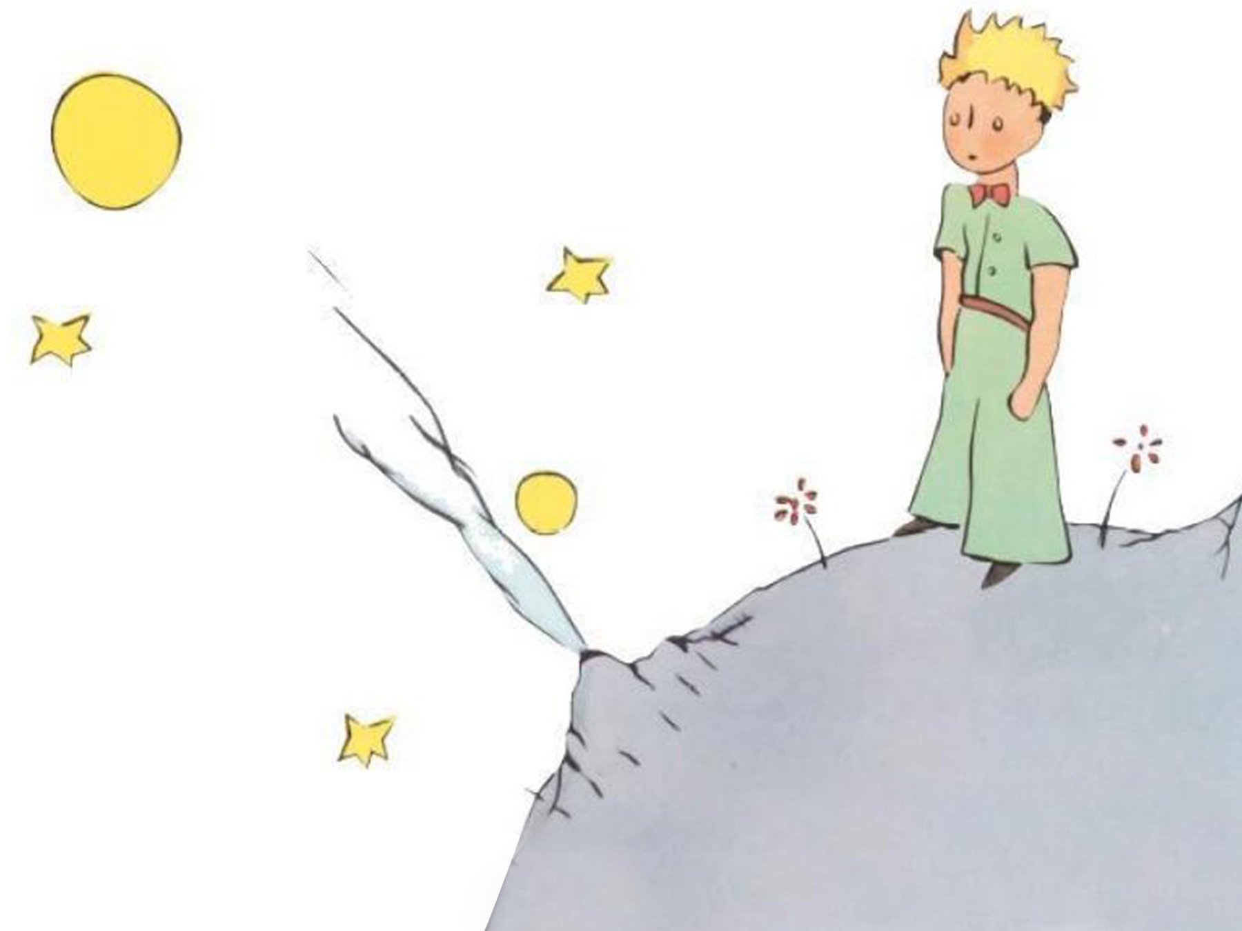 Le Petit Prince Book Club: Chapters 22-27