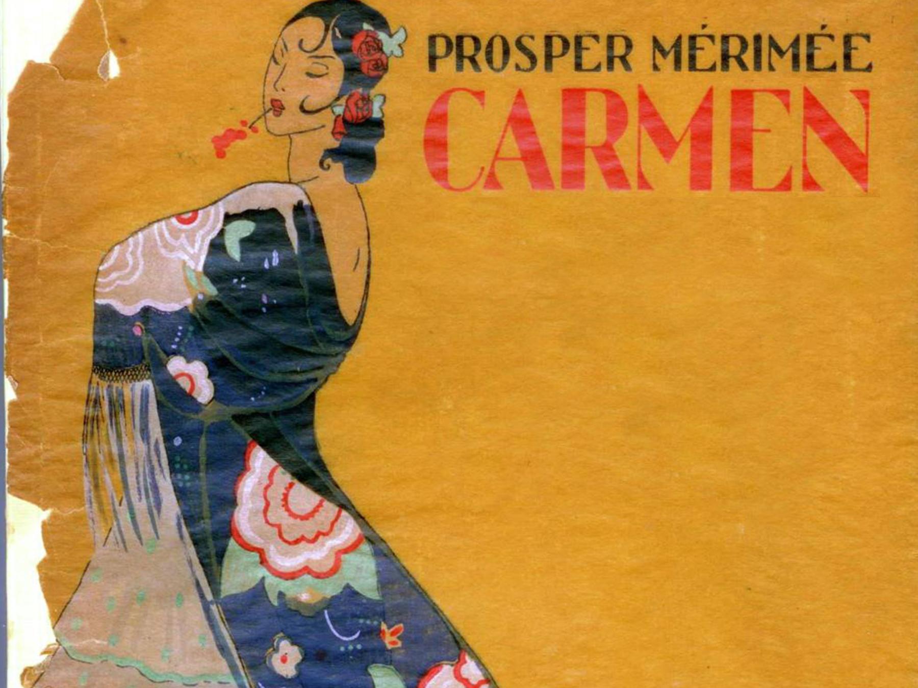 Un Mois, Un Livre: Carmen
