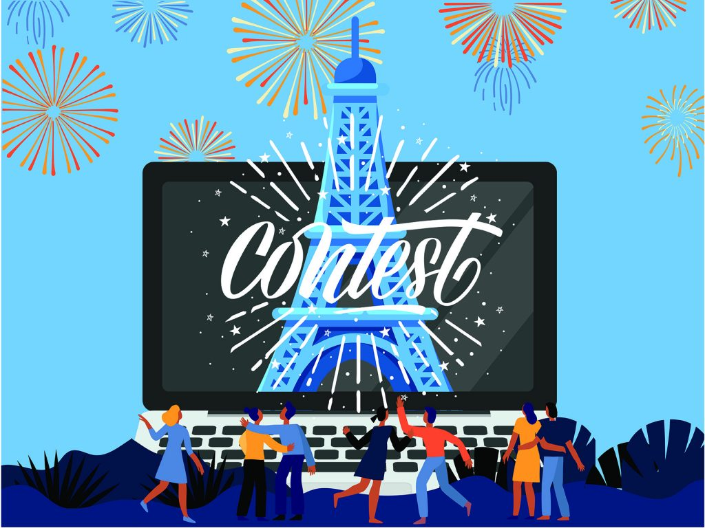 Bastille Day Contests!