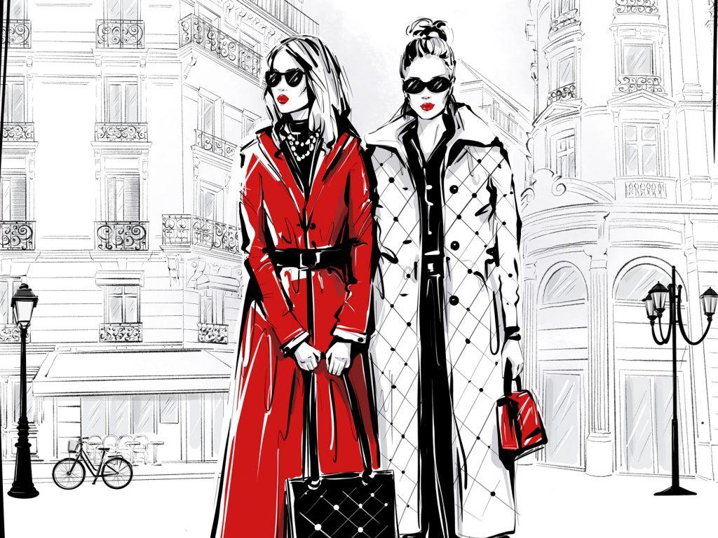 French Fashion vs American Fashion!