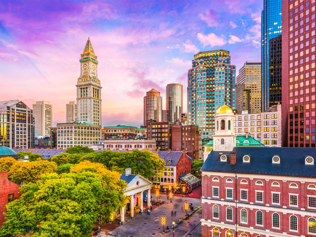 Rediscover the Downtown Crossing area through the French Lens