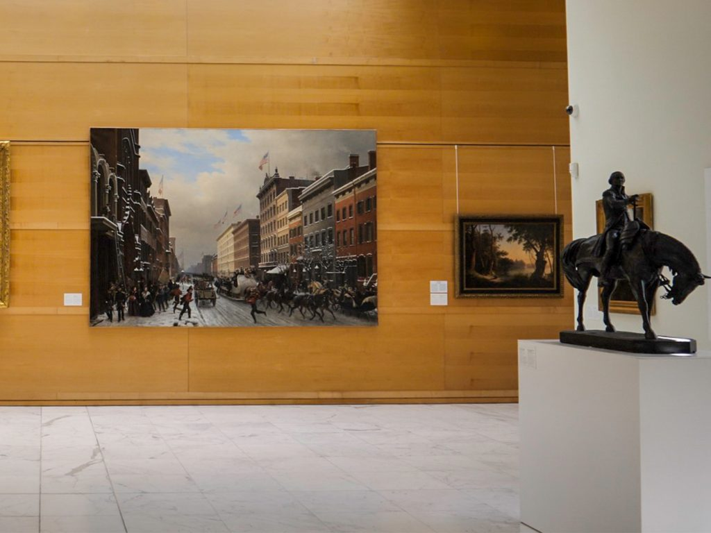 Virtual private tour of Musée franco-américain du Château de Blérancourt and live Q&A