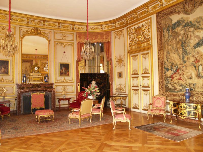 Virtual Private Tour of Château de Beloeil and Live Q&A from Belgium